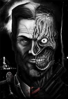 Two Face by Matthew Henry Williams *