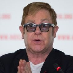 Sir Elton John has told journalists attending the International Aids Conference in Durban that he believes that the battle against HIV will not be won without better support for LGBTI individuals in Africa. Conference, Battle, Believe, Gay, Africa, Medical, Medicine, Med School, Active Ingredient