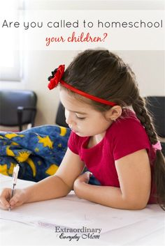 I didn't plan to homeschool. No, not me. I was homeschooled and there was no way that I was going to do THAT to my children. So the fact that I am homeschooling is because I am called to homeschool my children. Maybe you're wondering why people even homeschool. Maybe you already homeschool and […]