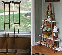 Have Any Old Wooden Crutches?