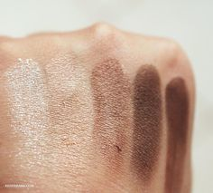 Sephora Colorful 5 Palette #6 Pale to Rich Taupe