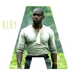 Alby- Is the Leader, he arrived with a few other people two years before things were stable. He and others are all assigned to areas, and they are called Keepers.