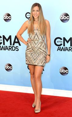 Colbie Caillat from 2013 CMA Awards