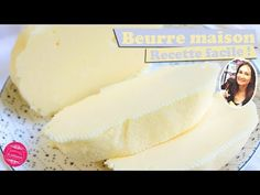 🥖 Comment faire du BEURRE MAISON ? RECETTE FACILE et RAPIDE ! 🥖 - YouTube Easy Butter Recipe, Homemade Butter, Creme Fraiche, Pastry Recipes, How To Make Homemade, Salted Butter, Food Processor Recipes, Easy Meals, Nutrition