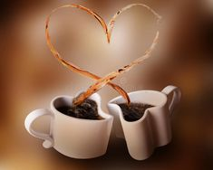 Coffee Co Decaf Coffee Acid Reflux Coffee Nudge Kahlua Dunkin . Coffee Stock Photo Royalty Free Coffee Pictures Images And Stock 09289886 Coffee Heart, I Love Coffee, My Coffee, Coffee Cups, Coffee Aroma, Decaf Coffee, Brown Coffee, Good Morning Coffee, Coffee Break