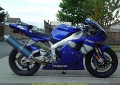 2000 Yamaha YZF-R1