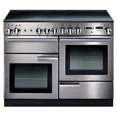Buy Rangemaster Professional + 110 Induction Hob Range Cooker Online at johnlewis.com