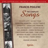 Poulenc: The Complete Songs [CD], 21487538