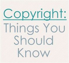 great article on copyright