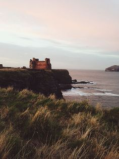 {travel inspiration : north berwick & a spring-like day in mid-february} by {this is glamorous}, via Flickr