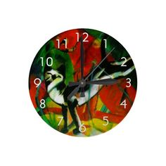 Two Cats Wall Clocks