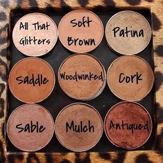 My Favorite MAC Eyeshadows | Kate Loves Makeup