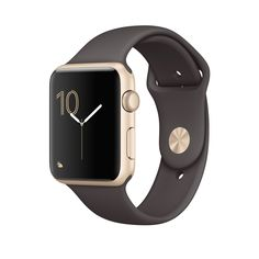 Shop Apple Watch Gold Aluminium in 42mm. Available in Series 1 or Series 2 with built-in GPS. Buy now with fast, free shipping.