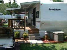 camper porch