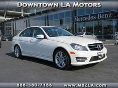 Certified Used 2014 Mercedes-Benz C-Class C250 Sport RWD Sedan in Los Angeles