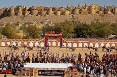 #Jaisalmer Exquisite City 4 Regal Forts Camel #Safari Antique #Monuments in #Rajasthan India www.sta.cr/2rPk1