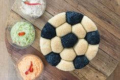 Sallys Rezepte - Fußball-Brot / EM-Brot / Brötchensonne