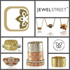 Happy day for me too!  Luca Jouel is very pleased to announce we are now part of the lovely @jewelstreet community of jewellery artisans  I invite you to head on over and have a look around      #lucajouel #finejewellery #brandstotrust #perthluxury #theweddingnetwork #lovegold #love #diamonds #gemstones #necklaces #rings #neverenoughrings #couturedailydose #jotd #thisiscouture #amorajoyas #jewels_daily #jewelrylover #JewelryJournal #fancy #JewelryGoalz #ethicalfashion #butterflymark…