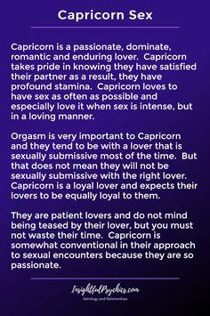 Leo Sex and dislikes list Leo Sex Zodiac Capricorn, Taurus And Capricorn Compatibility, Capricorn And Cancer, Capricorn Quotes, Zodiac Signs Capricorn, My Zodiac Sign, Capricorn In Love, Leo And Aquarius, Leo Sign