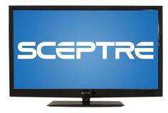 "Early Bird Black Friday Sale: Sceptre 50"" Class LCD 1080p 60Hz HDTV, $399.00 (reg. $599.99)!"