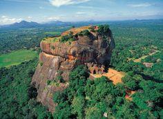 """Sigiriya or """"Lion's Rock"""" – Colombo, Sri Lanka"""