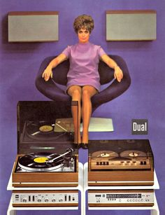 Songs for the Big Chair DUAL Hi-Fi 1969 www.1001hifi.com