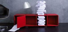 Büroregale modular und individuell planbar mit 3D Konfigurator