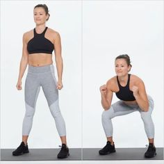 Everything You Need To Know About Doing Air Squats Living Room Workout, Sixpack Workout, Air Squats, Burpees, Fit Girl Motivation, Fitness Motivation, Yoga, Workout For Beginners, Skinny