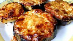 Μελιτζάνες και πατάτες ψημένες στο φούρνο σε λαδόκολλα σαν πιτσάκια Baked Potato, Quiche, French Toast, Healthy Recipes, Healthy Food, Baking, Breakfast, Ethnic Recipes, Wordpress