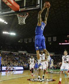 ICYMI #SEC Tournament notes: #Pelphrey says #Kentucky could reach 'another level' http://www.kentucky.com/2015/03/12/3743081/sec-tournament-notes-pelphrey.html … #BBN