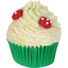 Bade-Cupcake FAIRY RING BRULEE von Bomb Cosmetics MIK Funshopping