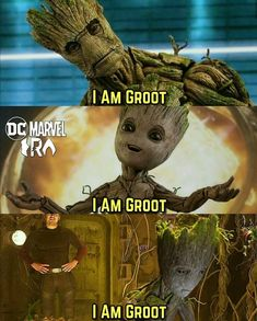 #Marvel #Groot