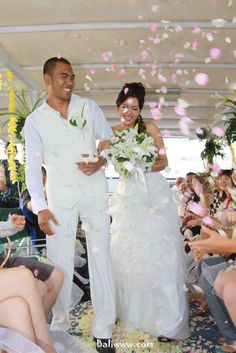 You can custom design your own wedding cruise or choose from our all-inclusive wedding package. Description from ablwedding.com. I searched for this on bing.com/images