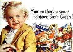 Susie Green 1952