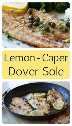 Sole Fish Recipe With Capers.Real Good Fish Recipe Sand Dabs With Capers Butter. Quick Pan Fried Dover Sole What A Girl Eats. Grilled Whole Sole With Lemon And Caper Butter Dinner . Fish Dishes, Seafood Dishes, Seafood Recipes, Cooking Recipes, Healthy Recipes, Fun Recipes, Main Dishes, Healthy Meals, Recipes