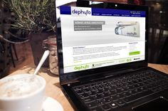 dephyto-ilac-web-site-tasarimi  mockup