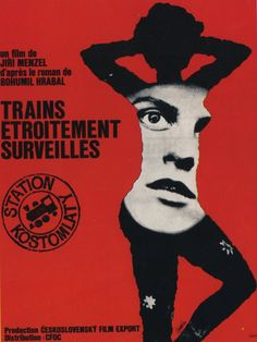 Jiri Menzel's Closely Watched Trains (1966).
