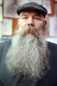 Although national publications are considering whether the era of big beards is coming to an end on a major scale, full, well-kept facial hair has not fallen out of vogue in Jefferson City. Beard No Mustache, Grey Beards, Long Beards, Beard Maintenance, Long Beard Styles, Beard Head, Beard Rules, Beard Model, Beards