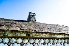 This is a cottage located in Cullenstown in Co Wexford, a very small seaside spot Wexford Ireland, Cottages By The Sea, Seaside, Shells, Harry Potter, World, Building, Travel, Image