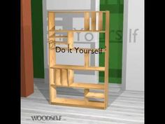 Accueil - Woodself - Le site des plans de meubles gratuits