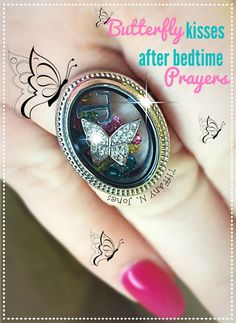 See more styling options for the Origami Owl ring at www.WindysCharmedLife.com/VIP.