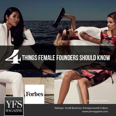 4 Things Female Founders Should Know  www.onforb.es/13WIK0J