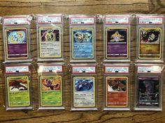 Lot of 9 psa 9 Pokemon shining legend cards all pictured Fast Shipping Pokemon Sun, Pokemon Cards, Lugia, Black Star, Legends, Baseball Cards, Pictures, Ebay, Photos