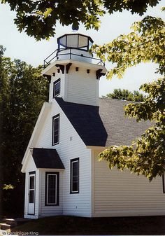 Old Mission Lighthouse, Michigan