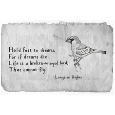 My sixth graders memorized this poem. Years later, they would come back and they still remembered it.