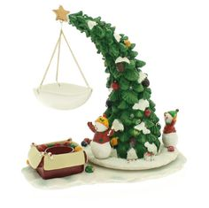Yankee Candles UK | Accessories | Christmas Tree Wax Burner