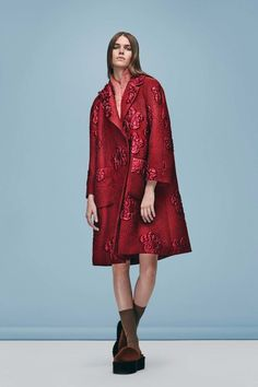Pre-Fall 2016's Most Enviable Outerwear - Enviable Outerwear Courtesy of Pre-Fall 2016- Livingly