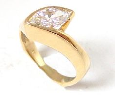 marquis cut diamond. Follow us @SIGNATUREBRIDE on Twitter and on FACEBOOK @ SIGNATURE BRIDE MAGAZINE
