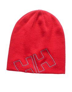 637f18a2ee4 Helly Hansen Outline Beanie - Alert Red Helly Hansen Ski Jackets