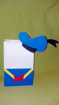 Donald Duck Party BagMickey Mouse Party Bags & by MagicalFantasia, $2.00